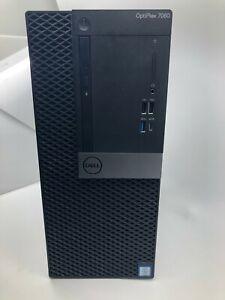 Dell Optiplex 7060 Tower PC i7-8700 8GB RAM 1TB HDD