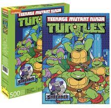 """""""TEENAGE MUTANT NINJA TURTLES"""" 500-pc Puzzle"""