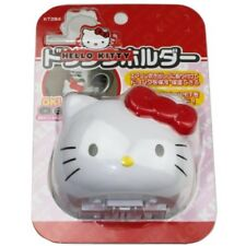 Seiwa Hello Kitty Car Accessory White Face Drink Bottle Holder KT284 Free Ship