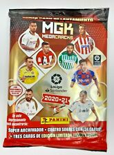 1 PACK LANZAMIENTO STARTER PACK 2020 2021 MESSI LIMITED - PANINI CROMOS CARDS