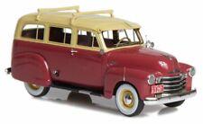 CHEVROLET 3100 Suburban - 1951 - redbrown / cream - ESVAL 1:43