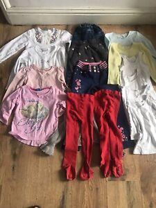 Girls Clothing Bundle Age 3-4 Brand Name