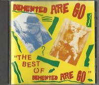 DEMENTED ARE GO / THE BEST OF  - CD 1993