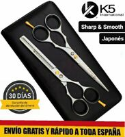Kit Set de Tijeras de Cabello Cortar Pelo Peluqueria Barberia Barber Scissors