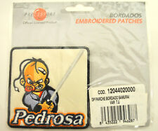 Écusson Officiel Moto GP PEDROSA 26 Official Embroidered Patch Licensed Product