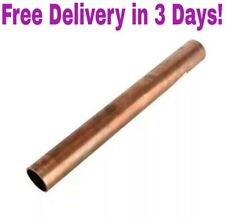 """3"""" Dia. Copper Pipe Type L - $37.99 By the Foot/ 12 inch (Free Shipping)"""