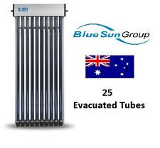 BLUEY 25 Evacuated Tube Solar Hot Water Heater (270L Tank) system | LOWEST PRICE