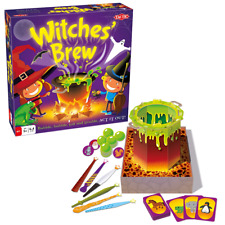 Witches Brew Family Game - Great For Halloween -- 3 - 6 Players - By Tactic