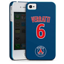 Apple iPhone 4 premium case cover-verratti-camiseta