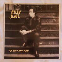 Billy Joel An Innocent Man LP Vinyl Record (1983)(NM/VG+) FAST SHIPPING