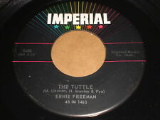 Ernie Freeman: The Tuttle / Leaps And Bounds 45