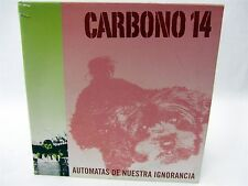 CARBONO 14 Automatas De Nuestra Ignorancia - CRUST  CD