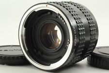 [NEAR MINT] PENTAX 645 Rear Converter A 2X Teleconverter Black from JAPAN
