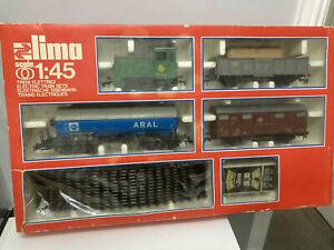 Vintage LIMA O Gauge Good Set boxed
