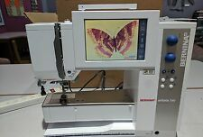 bernina artista 730 sewing machine and embroidery w/ BSR