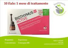 BIOTHYMUS ACTIVE Fiale Anticaduta DONNA Capelli Trattamento 1 mese 10 fiale