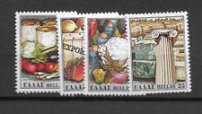 1981 MNH Greece, Mi  1441-4