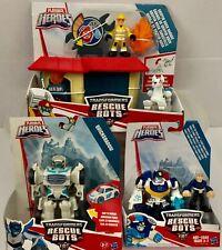 Hasbro Playskool Heroes Transformer Rescue Bots - All BNIP