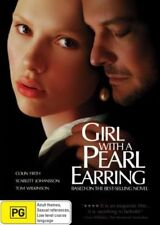 GIRL WITH A PEARL EARRING (DVD, 2008) BRAND NEW & SEALED DVD - COLIN FIRTH