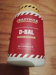 Crazybulk D-BAL. The natural alternative to steroid.