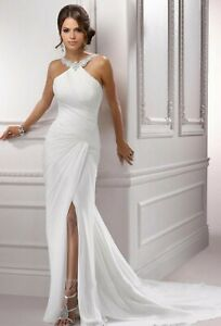 Sparkling Halter Crystal Beading Evening Dress Delivery In About 25 Days