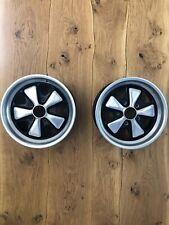 Porsche 911 Fuchs Wheels Original 7j x 15 Inch New Restored 2 Piece