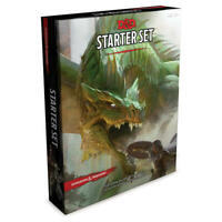 Dungeons & Dragons RPG Starter Set DnD D&D ADnD AD&D