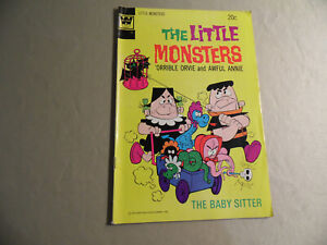 The Little Monsters #25 (Western Publishing 1974) Whitman Logo Variant