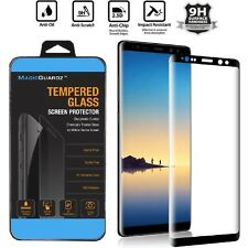 For Samsung Galaxy Note 8 Tempered Glass Curved Screen Protector  CASE FRIENDLY