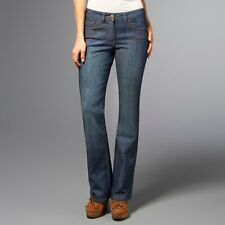 $89 Chi by Falchi Stretch Denim Boot-Cut Jeans M127476 Sz 4 NOW ONLY $49