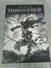 Darksiders 3 - Collectors Edition Artbook - limited edition - ps4