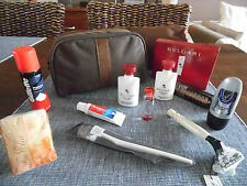 Emirates Business Class Bvlgari Gante's Amenity kit Trousse neceser neceser