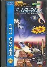 Flashback: The Quest for Identity (Sega CD, 1993)