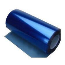 Film teinté pour phare Thermoformable 50cm x 30cm couleur BLEU prix par 50cm