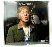 PAUL McCARTNEY III, Target Exclusive LP Vinyl Green Limited Edition - Rdy2Ship