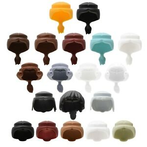 Playmobil Cheveux Coiffures Perruques Coiffure Hairstyles Queue