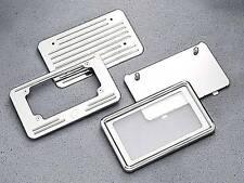 Star Yamaha Accessories Custom License Frames - Smooth STR-4NK26-25-00
