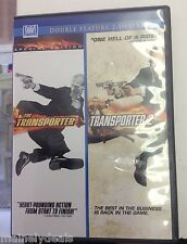 Transporter / Transporter 2 - Double Feature DVD! Tested! Works!
