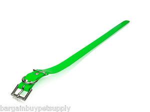 "Dogtra Replacement Dog Collar Strap 200NC 1100NC 1200NC + 1"" x 24"" Green"