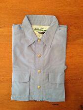 ExOfficio Men's Fishing/Hunting Shirt Buzz-Off Poly/Cotton