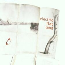 Electric Flat Land (2002) Object, Géographique, J-Drik, Mash'ta, Köhn, P'.. [CD]