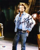 Christopher Lloyd Taxi Autographed Signed 8x10 Photo Authentic PSA/DNA COA