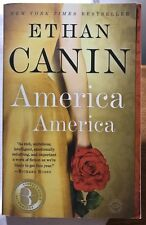 America America by Ethan Canin Paperback Book