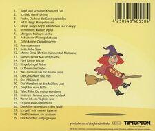 KALLE & DIE FLOHTÖNE KLANG - SING MIT MIR KINDERLIEDER VOL.2   CD NEU