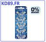 10  x  Renata 394 PILE SR936SW 394 OXYDE ARGENT SR45 1.55V 84mAh