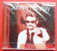 PROMO ! CD Johnny Hallyday Hors Commerce 980 120-7  (10 Titres) neuf scellée