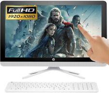 "HP All-in-One 22"" Full HD TouchScreen Intel 4GB Ram 1TB HD Windows 10 Computer"