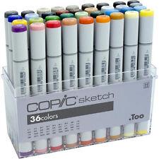 Copic Sketch Marker Set - 36 Pens