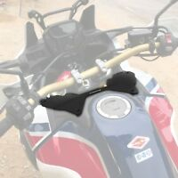 08024M Wind Deflector (Matt Black) - Honda CRF1000L Africa Twin 16-18 (see desc)
