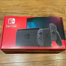 Nintendo Switch Grey Console (Improved Battery)✰ Great Condition✰ Screen Guard